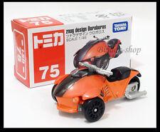 TOMICA #75 ZNUG DESIGN OUROBOROS 1/46 TOMY 2011 APRIL DIECAST CAR