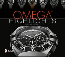 Omega Highlights by Henning MüTzlitz (2012, Hardcover)