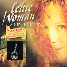 A New Journey [Deluxe Edition] by Celtic Woman (CD, Jan-2007, Angel Records)