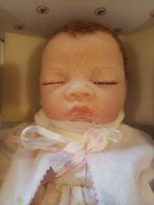 "Ashton Drake/Waltraud Hanl So Truly Real19 Inch Doll ""Rock-A-Bye Avery"""
