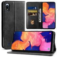 "Housse Portefeuille Etui en Cuir PU Folio Livre Samsung Galaxy A10 6.2"" SM-A105F"