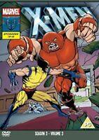 X-Men Animated TV Show Season 3, Volume 3 DVD  OFFICIAL Gift Idea NEW RARE