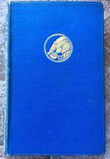 Vintage The Jungle Book (Rudyard Kipling - 1935)