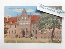 AK Ansichtskarte 1916 Braunsberg Ostpr. Kreishaus Braniewo