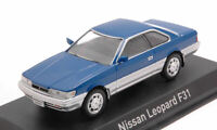 Model Car Scale 1:43 Norev Nissan Leopard F31 diecast vehicles road