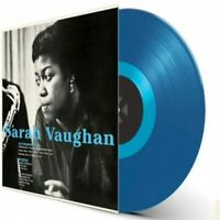 Sarah Vaughan - Sarah Vaughan With Clifford Brown [New Vinyl LP] Blue, Colored V
