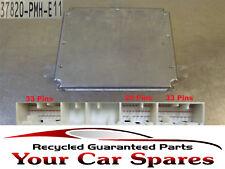Honda Civic ECU 1.6cc Petrol Manual 01-05 Gen7