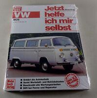 Reparaturanleitung VW T2 Bus / Bulli / Transporter - ab Baujahr 1972
