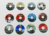 Lot of 12 RARE Nintendo Gamecube Games Disc Only- Paper Mario, Pokemon XD, Super