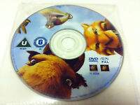Ice Age - Childrens Family DVD R2 Film Cartoon - DISC ONLY in Plastic Sleeve