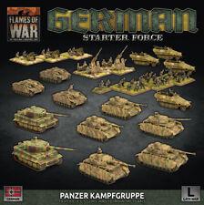 Flames of War BNIB German Starter Force (Panzer Kampfgruppe) GEAB18