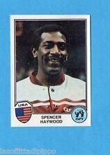 SPORT SUPERSTARS/EURO FOOTBALL 82-PANINI-Figurina n.56- HAYWOOD - USA -Rec