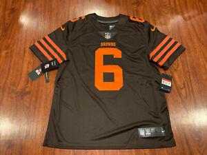 Nike Men's Baker Mayfield Cleveland Browns Limited Version Jersey Large L NFL