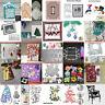 Weihnachten Ornament Stanzschablone / Cutting dies Stencils Scrapbooking DIY ER