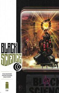 Black Science Comic 3 Cover A First Print 2014 Rick Remender Matteo Scalera
