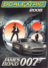 Scalextric Magazine James Bond 007 2008 012418nonr2