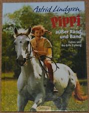 Buch Pippi Langstrumpf Pippi außer Rand und Band v. Astrid Lindgren-gebunden-TOP