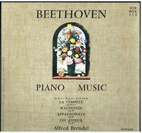 Beethoven: Piano Music Vol. III Sonate OP.31, 53, 57, 81 / Alfred Brendel - LP