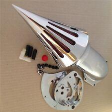 Chrome Air Cleaner Kit filter for 2000-2012 Kawasaki Vulcan VN 1500 1600 Classic