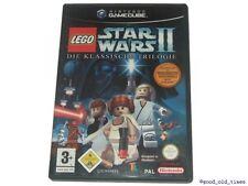# LEGO star wars 2 (allemand) Nintendo GameCube jeu // GC jeu-top #