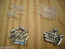Restauración De Moto-los conectores tipo bala 10 Juegos Yamaha-honda-suzuki-kawasaki