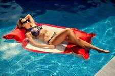 Pool Bean Bag , floating Bean Bag, hammock, polystyrene ball include.