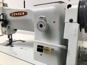Consew Upholstery Sewing Machine Walking Foot 206RB-5