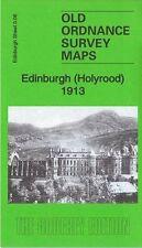 Edinburgh (Holyrood) 1913: hoja de Edimburgo 3.08b por Barbara Morris (Hoja Mapa, F