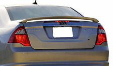 PAINTED TO MATCH FORD FUSION FACTORY STYLE REAR WING SPOILER 2010-2012