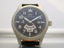 IWC UTC Pilot St Exupery Brown Dial 44mm IW326102 Limited Edition to 1188