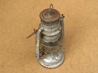 Antique Vintage Lantern Hand Lamp BAT 158 Made in Germany Original Farmhouse.