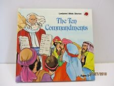 The Ten Commandments (Ladybird Bible Stories) by Fern Howard