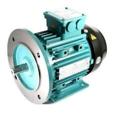 Electric Motor AL 3 Phase 0.75kW 1HP 4 Pole 1400 RPM 80 Frame B35 IE2