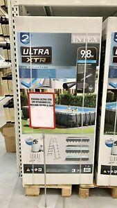 Piscina Intex Ultra XTR 975 X 488 X 132 TUTTA NUOVA IMBALLATA CON GARANZIA