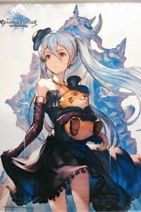 Granblue Fantasy Orchis Wall Scroll Poster Tapestry B2 Limited Japan *FASTSHIP