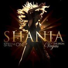 SHANIA TWAIN - SHANIA: STILL THE ONE - LIVE FROM VEGAS  CD NEW+