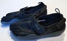 Fila Skeletoes Ez Slide Drainage Mens Shoes Minimalist Five Finger Shoes Sz 9