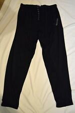 Pearl iZumi Men's Black Active Wear Pants Large Cycling Pull On Pants
