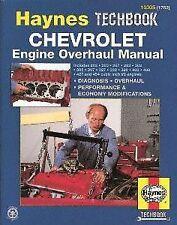 Chevrolet Engine Overhaul Haynes Techbook /  Manual Haynes 10305