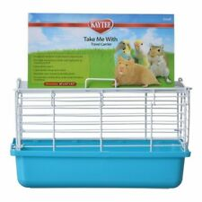 """LM Kaytee Take Me With Travel Center for Small Pets - Small(10""""L x 5.75""""W x 6""""H)"""