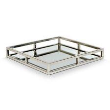 Culinary Concepts piccolo quadrato RITAGLIARE SPECCHIO Vassoio con acciaio inox