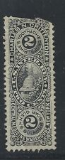 RS 64b-CRITTENDON'S 2 CENT-- PRIVATE DIE  MEDICINE STAMP--50
