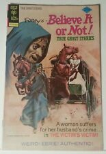 RIPLEY'S BELIEVE IT OR NOT # 60 - GOLD KEY COMICS - FEBRUARY 1976