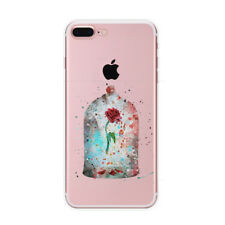 Ultra Thin Clear Soft TPU Silicone Case Cover For Apple iPhone 5 6s 7 Plus 8 X