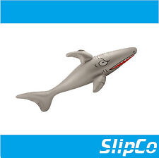 """INFLATABLE BLOW UP SHARK 90cm 36"""" PIRATE BEACH POOL FANCY DRESS PARTY x99001"""