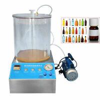 -90 kpa Vacuum sealing performance tester leak tester 270mmx200mm w/ Vuccum Pump