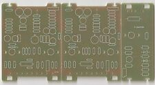 Classic 45Wrms/ch amplifier PCB Quad 303 kit set of three pieces !!