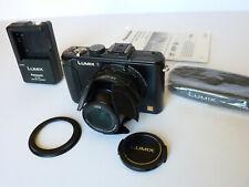 Panasonic LUMIX DMC-LX7 10.1MP Digital Camera Leica Lens, Auto Cap,Charger