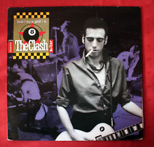 """THE CLASH should I stay or should I go (1991) 12"""" — 656667 6"""