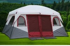 Large Camping Tent Outdoor Big Family Tent up to 12 Persons